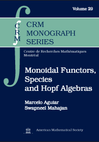 Monoidal Functors, Species and Hopf Algebras cover image