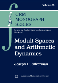 Moduli Spaces and Arithmetic Dynamics cover image