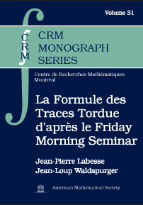 La Formule des Traces Tordue d'apres le Friday Morning Seminar cover image
