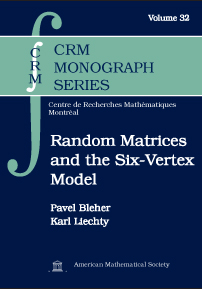 Random Matrices and the Six-Vertex Model cover image
