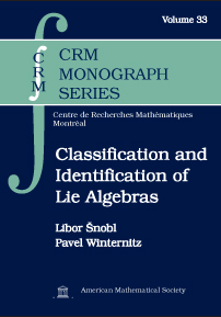 Classification and Identification of Lie Algebras cover image