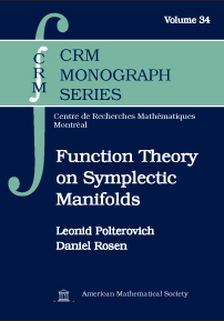 Function Theory on Symplectic Manifolds cover image