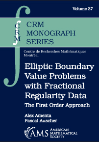 Elliptic Boundary Value Problems with Fractional Regularity Data: The First Order Approach cover image
