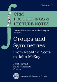 Groups and Symmetries: From Neolithic Scots to John McKay cover image