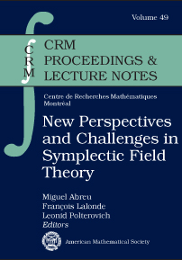 New Perspectives and Challenges in Symplectic Field Theory cover image