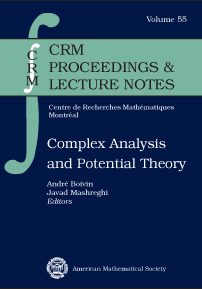Complex Analysis and Potential Theory cover image