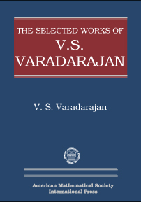 The Selected Works of V.S. Varadarajan cover image