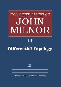 Collected Papers of John Milnor: III. Differential Topology cover image