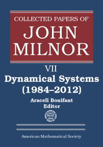 Collected Papers of John Milnor: VII. Dynamical Systems (1984-2012) cover image