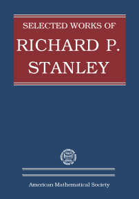 Selected Works of Richard P. Stanley cover image