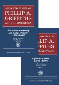 Selected Works of Phillip A. Griffiths with Commentary cover image