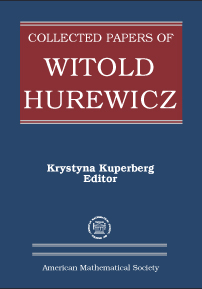 Collected Works of Witold Hurewicz cover image