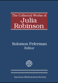 The Collected Works of Julia Robinson cover image