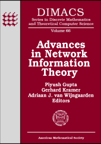 Advances in Network Information Theory cover image