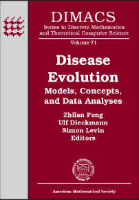 Disease Evolution: Models, Concepts, and Data Analyses cover image