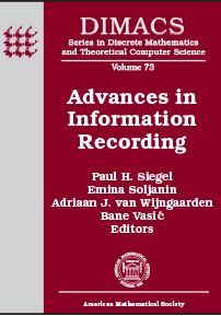 Advances in Information Recording cover image