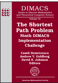 The Shortest Path Problem: Ninth DIMACS Implementation Challenge cover image