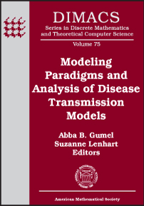Modeling Paradigms and Analysis of Disease Transmission Models cover image