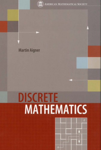 Discrete Mathematics cover image