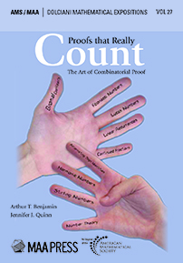 Proofs that Really Count: The Art of Combinatorial Proof cover image