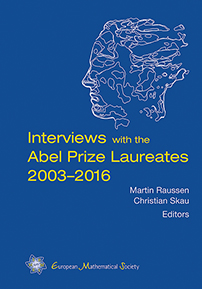 Interviews with the Abel Prize Laureates 2003-2016 cover image