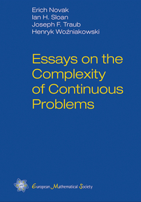 Essays on the Complexity of Continuous Problems cover image