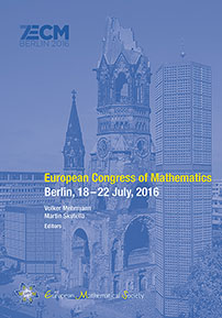 European Congress of Mathematics: Berlin, July 18-22, 2016 cover image