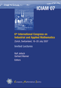 Sixth International Congress on Industrial and Applied Mathematics: Zurich, Switzerland, July 16-20, 2007 cover image
