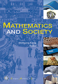 book cover: Mathematics and Society