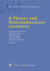 K-Theory and Noncommutative Geometry cover image
