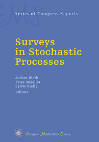 Surveys in Stochastic Processes cover image
