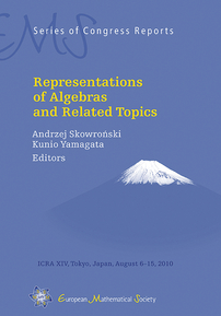 Representations of Algebras and Related Topics cover image