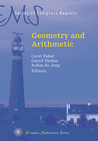 Geometry and Arithmetic cover image