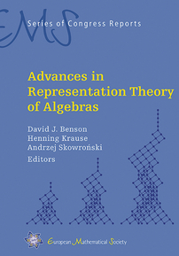 Advances in Representation Theory of Algebras cover image