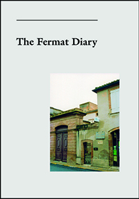 The Fermat Diary cover image