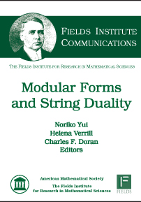 Modular Forms and String Duality cover image