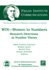 WIN -- Women in Numbers: Research Directions in Number Theory cover image