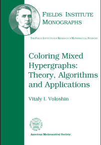 Coloring Mixed Hypergraphs: Theory, Algorithms and Applications cover image