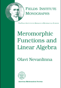 Meromorphic Functions and Linear Algebra cover image