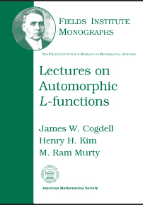 Lectures on Automorphic $L$-functions