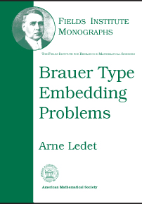 Brauer Type Embedding Problems cover image