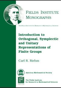 Introduction to Orthogonal, Symplectic and Unitary Representations of Finite Groups cover image