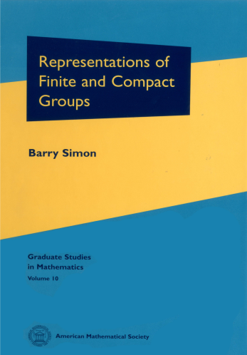 Representations of Finite and Compact Groups cover image