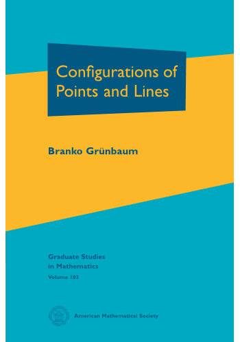 Configurations of Points and Lines cover image