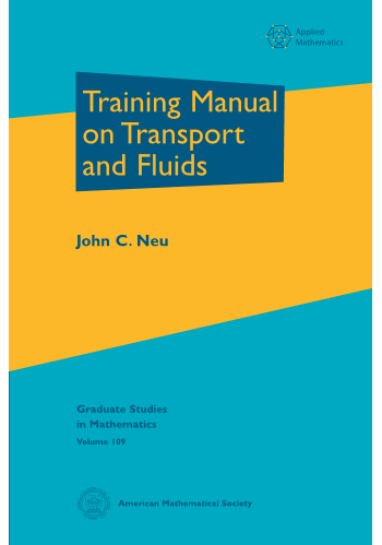 Training Manual on Transport and Fluids cover image
