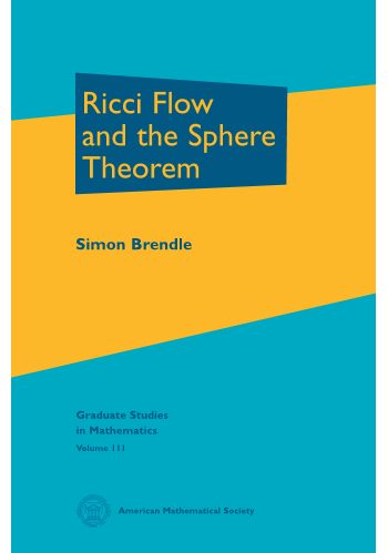 Ricci Flow and the Sphere Theorem cover image