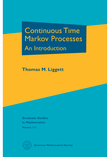 Continuous Time Markov Processes: An Introduction cover image