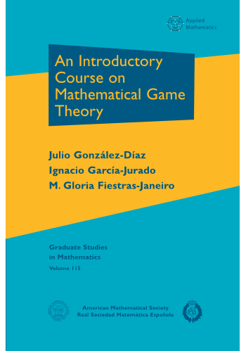 An Introductory Course on Mathematical Game Theory cover image