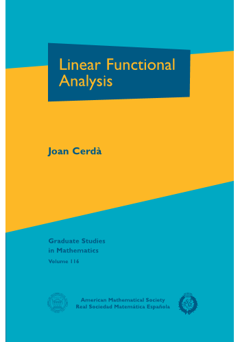 Linear Functional Analysis cover image
