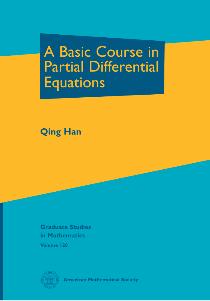 partial differential equations second edition rh bookstore ams org Diffusion Equation Heat Equation